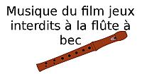 Melodia (jeux interdits)