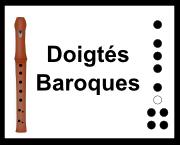 doigtés Baroques